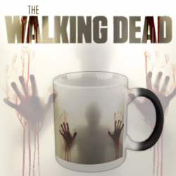 Mug thermoreactif – The Walking Dead