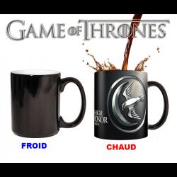 Mug thermosensible Game of Thrones Emblème de la Maison Arryn