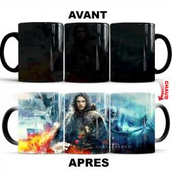 Mug thermoréactif Game Of Thrones Jon Snow