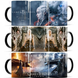 Mug thermoréactif Game of Thrones Saison 7
