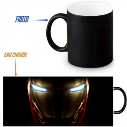 Mug magique Iron Man