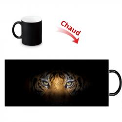 Mug thermoreactif Tigre