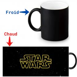 Mug magique thermoréactif Logo Star Wars