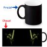 Mug magique thermoréactif Star Wars Maître Yoda