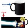 Mug magique Dragon ball Goku Kamehameha