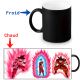 Mug thermosensible Dragon Ball Sangoku kaioken