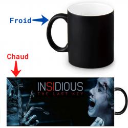 Mug thermoréactif Insidious