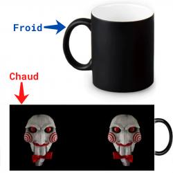 Mug magique Saw