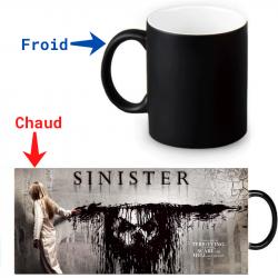 Mug thermoréactif Sinister