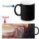 Mug thermosensible Argonath