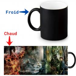 Mug thermoréactif - Le hobbit
