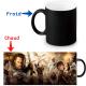 Mug thermoréactif Le retour du Roi