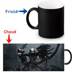 Mug magique Predator