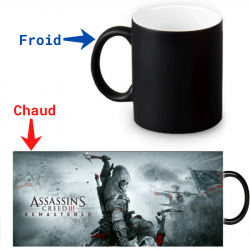 Mug magique Assassin Creed