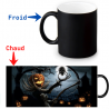 Mug thermoreactif  épouvantabe  Halloween