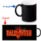 Mug thermoreactif  Enfer Halloween