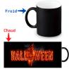 Mug thermoreactif  Enfer Halloween