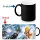 Mug qui change de couleur Goku versus Cell
