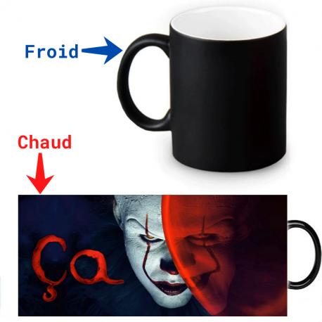 Mug thermoreactif ça