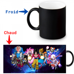 Mug magique Dragon Ball Heroes