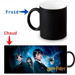 Mug thermoréactif Harry Potter à l'école des sorciers