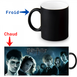 Mug thermoréactif Harry Potter et l'ordre du phoenix