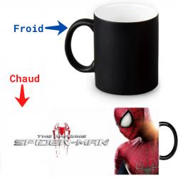 Mug magique Spider Man